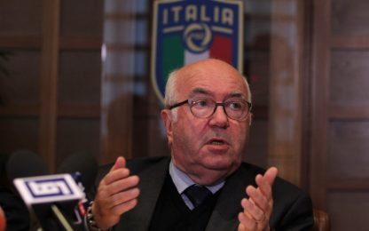 """Tavecchio: """"Iniziativa Lotito da censurare"""""""