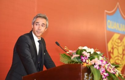 Paulo Sousa al Tianjin, Cannavaro verso Guangzhou