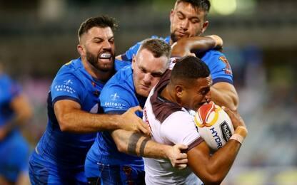 Rugby, nel primo Test Match l'Italia sfida le Fiji