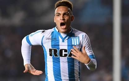 """AS: """"Lautaro Martinez all'Inter, Milito decisivo"""""""