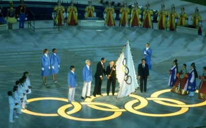 Le Coree all'Olimpiade, una distensione storica
