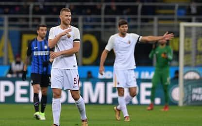 Roma-Chelsea, ore decisive per Dzeko e Emerson