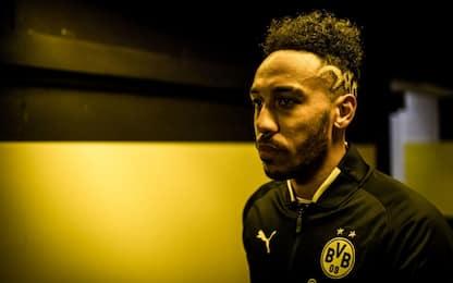 """Auba saluta il Borussia: """"Scusate, ma sono pazzo"""""""