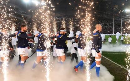 Rugby, 6 Nazioni: ecco l'Italia anti-Galles