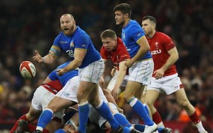 6 Nazioni, Italia ancora ko: il Galles vince 38-14