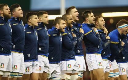 Sei Nazioni, contro Scozia debutta Polledri