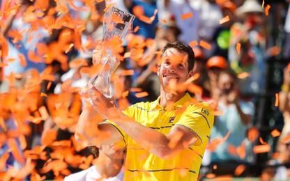 Miami Open, vince Isner: Zverev ko in finale