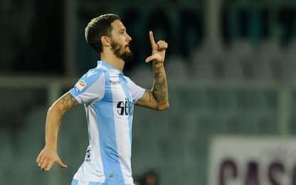 La Lazio rimonta la Fiorentina: spettacolare 3-4