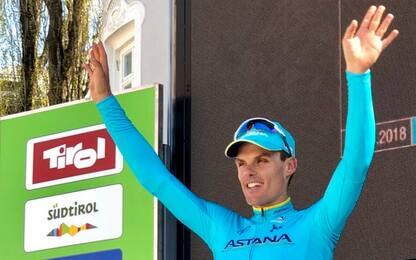 Tour of the Alps, Sanchez vince quarta tappa