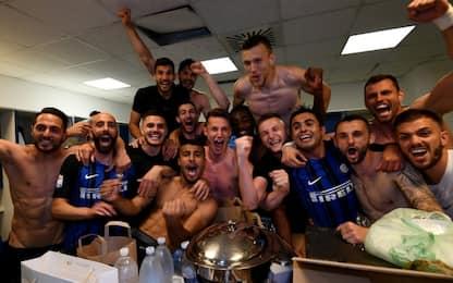Una Pazza Inter ribalta la Lazio, è Champions