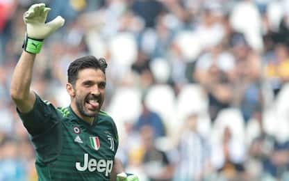 25 anni fa, Gianluigi Buffon esordiva in Serie A