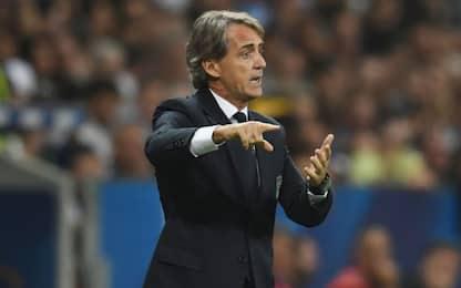 """Mancini: """"Francia? Tra un anno spero alla pari"""""""