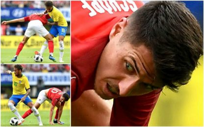Neymar terrorizza l'Austria: vince 3-0 il Brasile