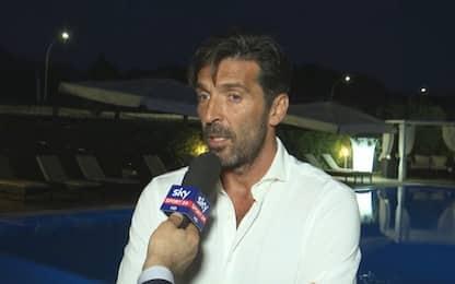 """Buffon: """"Dato tutto per la Juve. Futuro? Vedremo"""""""