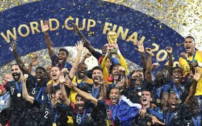 Magie, VAR e autogol: Francia campione del mondo