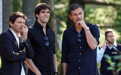 """Kakà a Milanello: """"Che emozione, Gattuso fenomeno"""""""