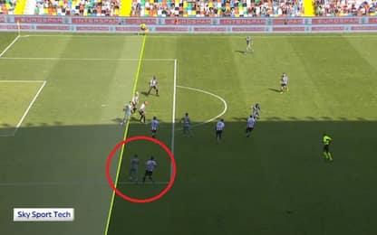 Torino, gol in fuorigioco. Anzi no, ma il Var...