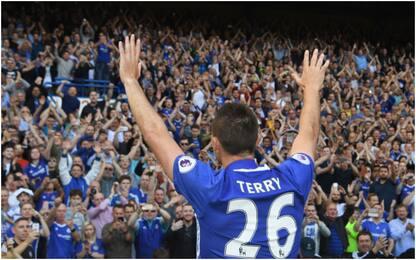 """Terry si ritira: """"Pronto per la prossima sfida"""""""
