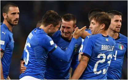 Italia, battere la Polonia per restare in Lega A