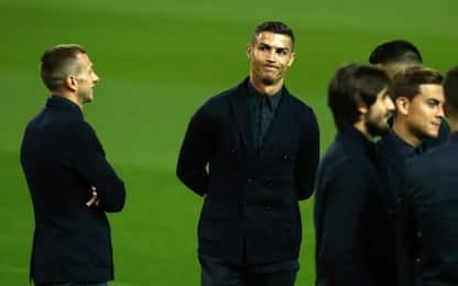 """Ronaldo: """"Io esempio fuori e dentro il campo"""""""