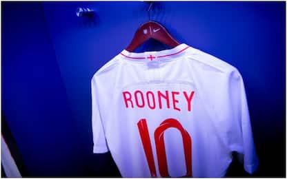 Tributo e beneficenza, Inghilterra convoca Rooney