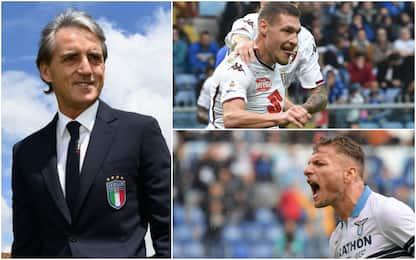 Mancini sorride: oltre metà dei gol sono italiani