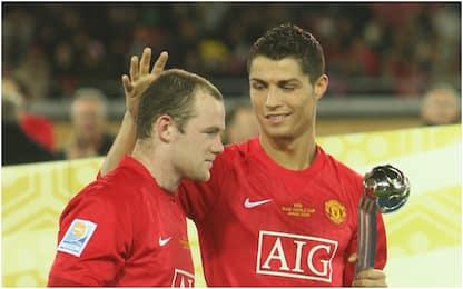 """Ronaldo: """"Mi manca Rooney, magari in futuro..."""""""