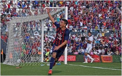 Record in Paraguay: segna nel derby a 14 anni