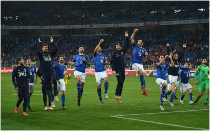Italia, 1° posto ancora possibile: le combinazioni