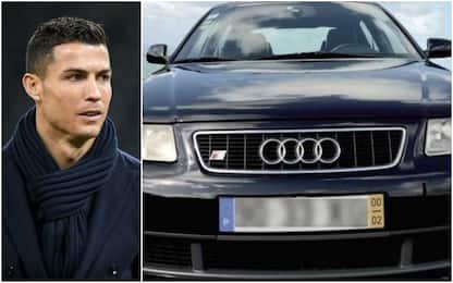 Ronaldo, ora la sua prima auto costa il doppio