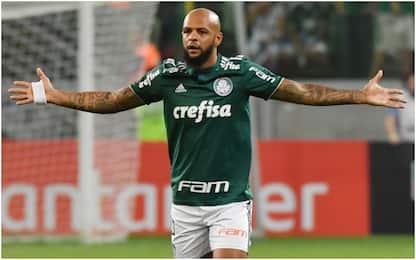 Felipe Melo è il giocatore più violento del 2018