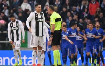 """Ronaldo: """"Col Var meno errori"""""""