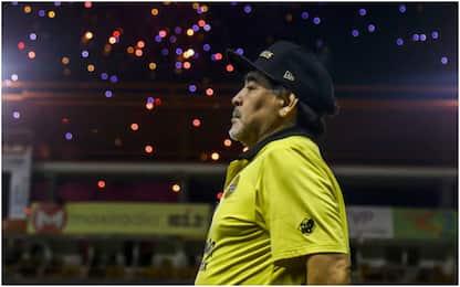 """Maradona, l'agente: """"Sarà operato, nulla di grave"""""""