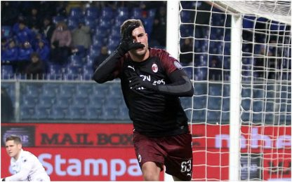 Doppio Cutrone, Milan vola ai quarti: Samp ko 2-0