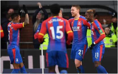 FA Cup, Tottenham eliminato: vince il Palace 2-0