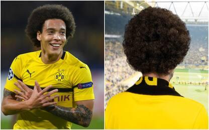 Witsel, Borussia mette in vendita la sua parrucca