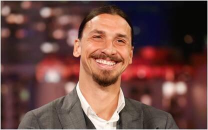 """Ibrahimovic svela: """"In futuro forse farò l'attore"""""""