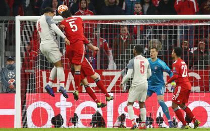 Tre gol in 5 mesi, van Dijk è l'incubo di Neuer
