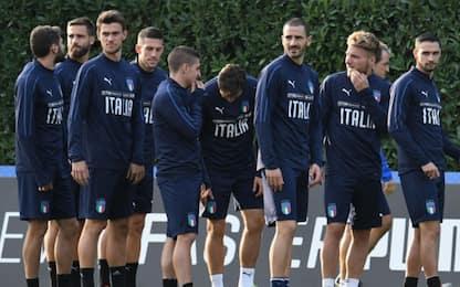 Obiettivo Euro 2020, parte la corsa dell'Italia
