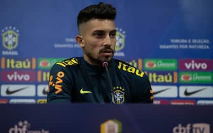 """Telles col Brasile: """"Ma io mi aspettavo l'Italia"""""""