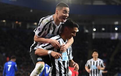 Colpo Newcastle, Benitez blinda la salvezza: 0-1