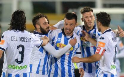Vido risponde a Memushaj, Pescara-Perugia è 1-1