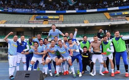 Doppio Felipe, la Spal è salva: Chievo battuto 4-0