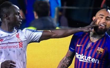 "Petizioni, risposta blaugrana: ""Squalificate Mané"""