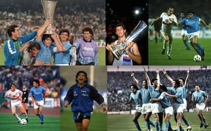 Napoli, 30 anni fa la magica notte di Stoccarda