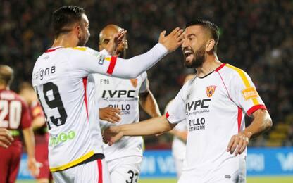 Insigne-Coda, Benevento ribalta 2-1 il Cittadella