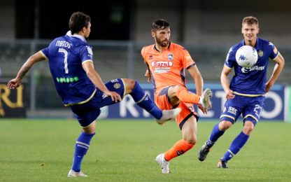 Equilibrio al Bentegodi: 0-0 tra Verona e Pescara