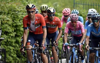 """Nibali: """"Per la vittoria finale c'è anche Carapaz"""""""