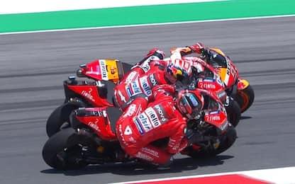 Classifica MotoGP, Marquez sale a +12 su Dovizioso