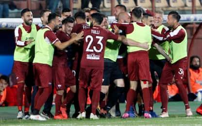 Trapani alle Final Four: col Catania basta l'1-1
